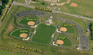 freedom high school south riding softball