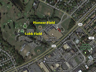 Cobb and Pioneer Fields