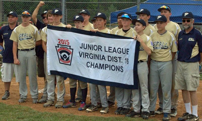 VA District 16 Champs, GFBLL